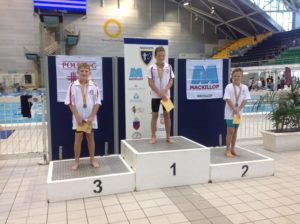 Jaice Tiberi Bronze medal NSWCPS